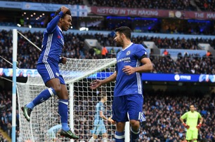 Sammendrag: Man. City-Chelsea 1-3