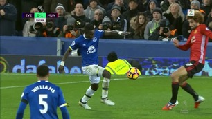 Sammendrag: Everton - Man. United 1-1