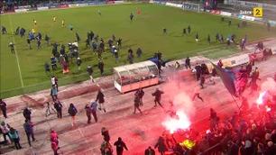 Se de ville scenene da Stabæk reddet plassen