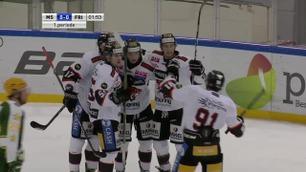 Berglund styrer inn 0-1