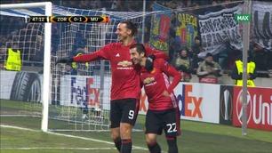 Mkhitaryan med soloraid og Zlatan-scoring da United vant