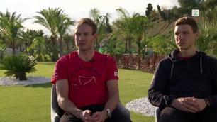 Kristoff og Martin vil vinne samme ritt: – Det blir ingen konflikt