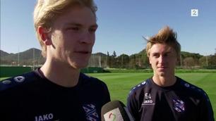 Dette kan bli Ødegaards norske lagkamerater