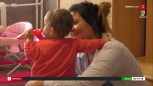 Natashas advokat advarer mot å flykte utenlands fra barnevernet