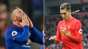 Rooneys rekordscoring og Firminos perle blant rundens fem vakreste