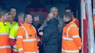Wenger: – Jeg burde holdt kjeft