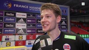 Keeper-Bergerud tror på gull: – Vi har ikke tapt ennå. Nei, vent...