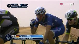 – Astana-rytter albuet Kittel til blods
