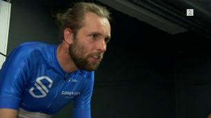 Sindre Buraas bytter fra løping til sykkel