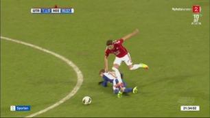 Sportsnyhetene: Ødegaard ble stemplet stygt