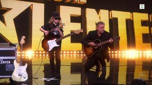 Blindhet hindret ikke Tristan (11) i å spilte gitar i Norske talenter: – Du har en veldig spesiell aura