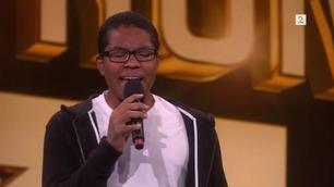 Ikke vist på TV: Tore Pedersen (8674) synger på Norske Talenter