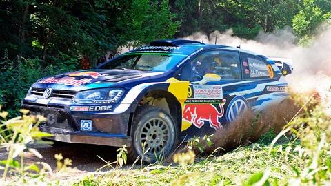 Rally-VM, WRC