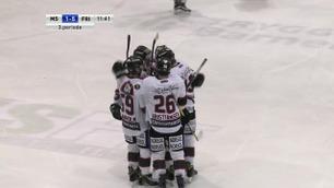 Krogdahl øker til 6-1 for Frisk!