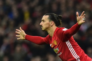 Zlatan sikret Manchester United ligacup-tittelen