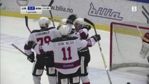 Sammendrag: Lillehammer - Kongsvinger 5-2