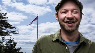 Petter uteligger: Fra gata til Nordkapp