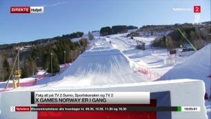 Her skal snowboarderne kjempe om X Games-medaljer