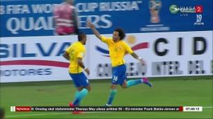 Sportsnyhetene: Brasil klar for VM