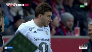Sportsnyhetene: Bendtner viste glimt av klasse i RBK-debuten