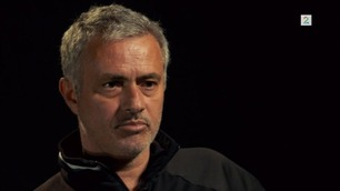 TV 2-Simen møtte Mourinho – se hele intervjuet her