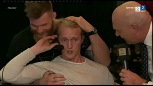 Her kommer TV 2s ekspert til seg selv etter å ha besvimt: - Ingen barn bør gjøre dette