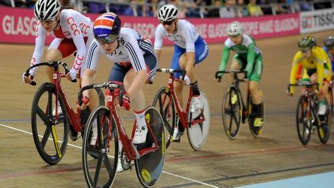 Sykkel: UCI Track VM