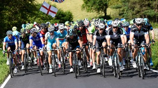 Sykkel: Tour of Yorkshire