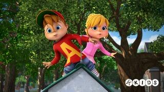 Alvinnn!!! og gjengen – TV-serien