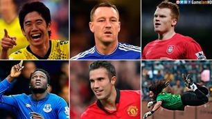 Premier Leaks: 238 fotballspillere i én og samme sang