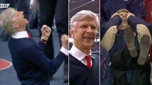 Premier Leaks: Slik så det ut da Wenger var sint før i tiden