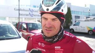 Kristoff: – Håper barna mine velger en annen sport enn sykkel