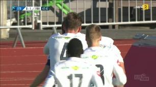 Sportsnyhetene: FKH rystet Stabæk