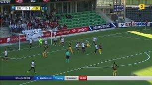 Sportsnyhetene: Utrolig brassespark sikret LSK-seier
