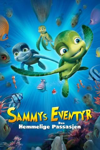 Sammys eventyr - Den hemmelige passasjen (Norsk tale)