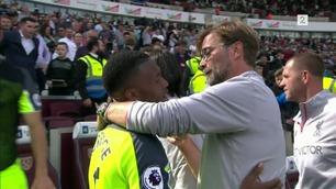 Liverpool smadret West Ham
