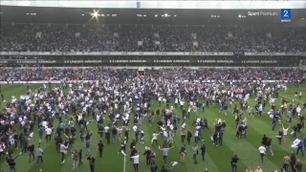 Stormet og kysset banen da tok Tottenham avskjed med White Hart Lane