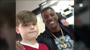 Da Paddy (11) møtte Liverpool-stjernen fikk han mer enn han kunne drømme om
