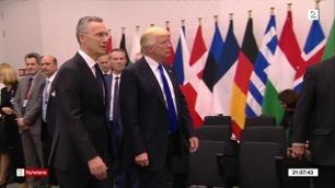 Donald Trump kjeftet på NATO-allierte