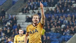 Sammendrag: Leicester - Tottenham 1-6