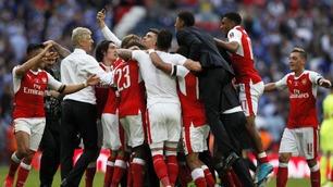 Arsenal vant vanvittig dramatisk FA-cupfinale