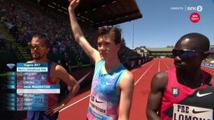 Se Jakobs (16) verdensrekordsforsøk