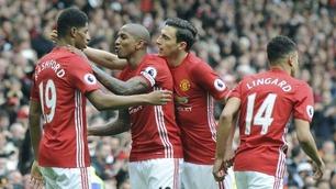 Sammendrag: Man. United - Chelsea 2-0