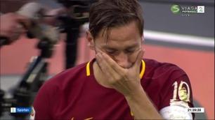 Sportsnyhetene: Mektig Totti-avskjed i Roma