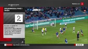 Sportsnyhetene: Vålerenga imponerte mot Rosenborg