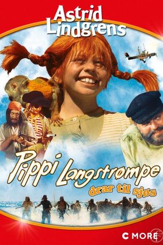 Pippi Langstrømpe drar til sjøs