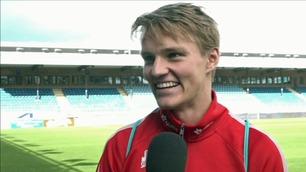 Ødegaard: – Bersant vil heller slå en tunnel enn å vinne i kveld