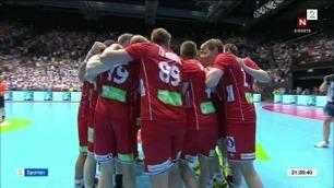 Sportsnyhetene: Norge klare for EM og Aalesund sløste med sjansene