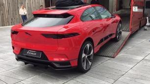 Jaguar I-Pace: Her er den i Norge