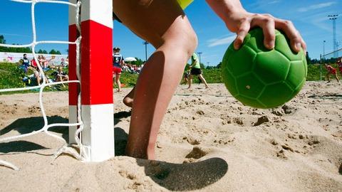 Strandhåndball